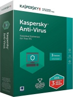 Kaspersky Anti-Virus 2019 Base 2dt (поставка 1 год лицензия)